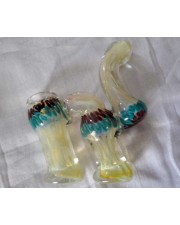 Double Chamber Bubbler